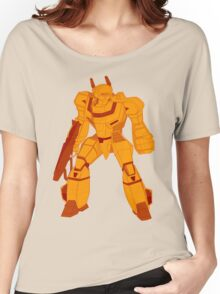 Gamma Ray Robot  Women's Relaxed Fit T-Shirt