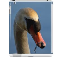Tickle my nose with a feather iPad Case/Skin