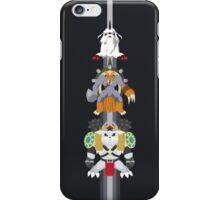Line of Vikings iPhone Case/Skin