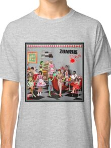 Zombie Diner Classic T-Shirt