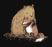 Grizzly Hugs Baby Tee
