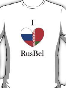 I heart RusBel T-Shirt