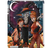 Hallow's Rick iPad Case/Skin