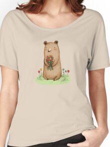 Bear Bouquet Women's Relaxed Fit T-Shirt