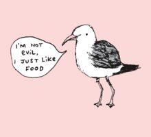 Seagulls Aren't Evil One Piece - Long Sleeve