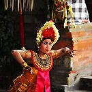 Traditional Balinese Dance by Luke Donegan