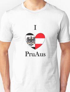 I heart PruAus T-Shirt