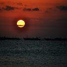 Bali Sunset by Luke Donegan
