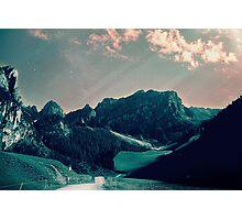 Mountain Call Photographic Print