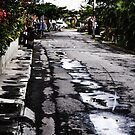 Bali Street by Luke Donegan