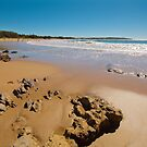 Agnes Waters Surf Beach Queensland Australia by PhotoJoJo