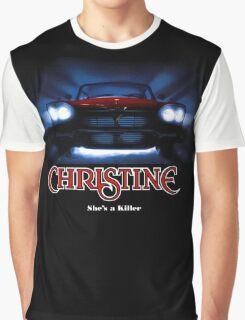 Awesome Movie Car Christine Graphic T-Shirt