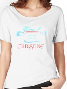 Awesome Movie Car Christine Women's Relaxed Fit T-Shirt