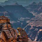Grand Canyon, Mather Point, Arizona by LudaNayvelt