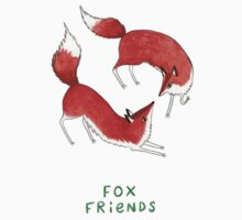 Fox Friends Baby Tee