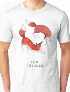 Fox Friends Unisex T-Shirt