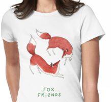 Fox Friends Womens Fitted T-Shirt