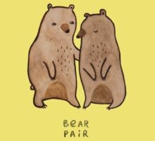 Bear Pair Kids Clothes