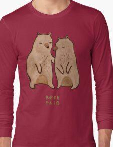 Bear Pair Long Sleeve T-Shirt