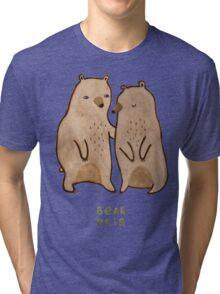 Bear Pair Tri-blend T-Shirt