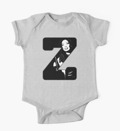 Z is for Zoe One Piece - Short Sleeve