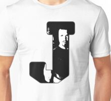 J is for Jayne Unisex T-Shirt