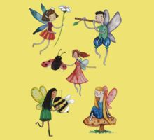 Fairies Kids Tee