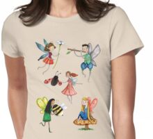Fairies Womens Fitted T-Shirt