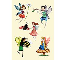 Fairies Photographic Print