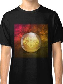 Luminescent snow globe Classic T-Shirt