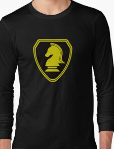 Knight Industries Horse Long Sleeve T-Shirt
