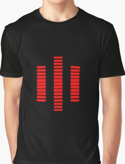 KITT The Red Computer Voice Graphic T-Shirt