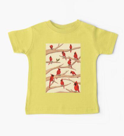 Cardinals Baby Tee