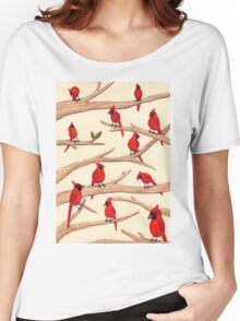 Cardinals Women's Relaxed Fit T-Shirt