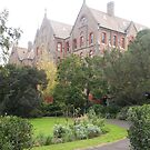 The Abbotsford Convent, Collingwood, Vic. Australia by Margaret Morgan (Watkins)