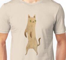 Standing Cat Unisex T-Shirt