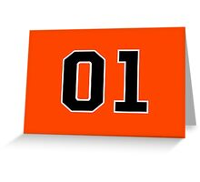 General LEE - 01 Greeting Card
