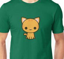 Kawaii ginger cat Unisex T-Shirt