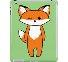 Cute little fox iPad Case/Skin