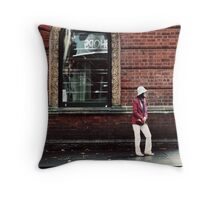 George St Throw Pillow