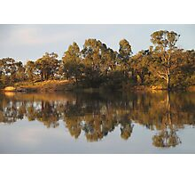 River Murray Reflections #2 Photographic Print