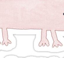 Le Axolotl Sticker