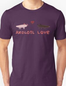 Axolotl Love Unisex T-Shirt