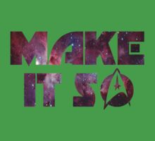 Make It So Kids Tee