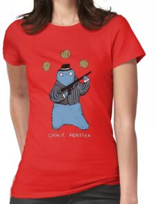 Cookie Mobster Womens Fitted T-Shirt