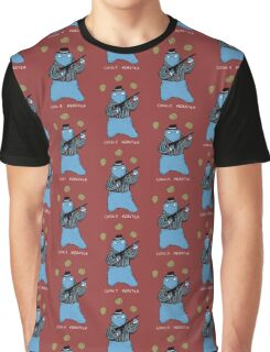 Cookie Mobster Graphic T-Shirt