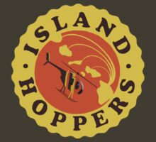 Island Hoppers /yellow by tragbar