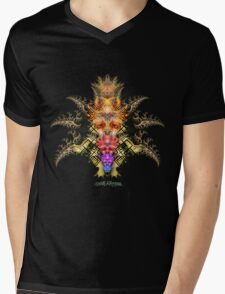 aWEARness Clothing (DMT) Mens V-Neck T-Shirt