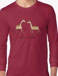 Dear Friends Long Sleeve T-Shirt