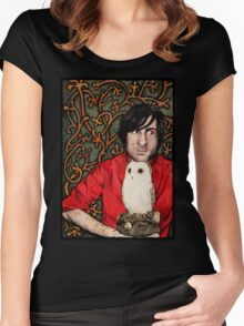 Jason Schwartzman Women's Fitted Scoop T-Shirt